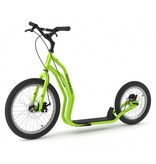 YEDOO SCOOTER YEDOO NEW MEZEQ DISC-BRAKE GREEN