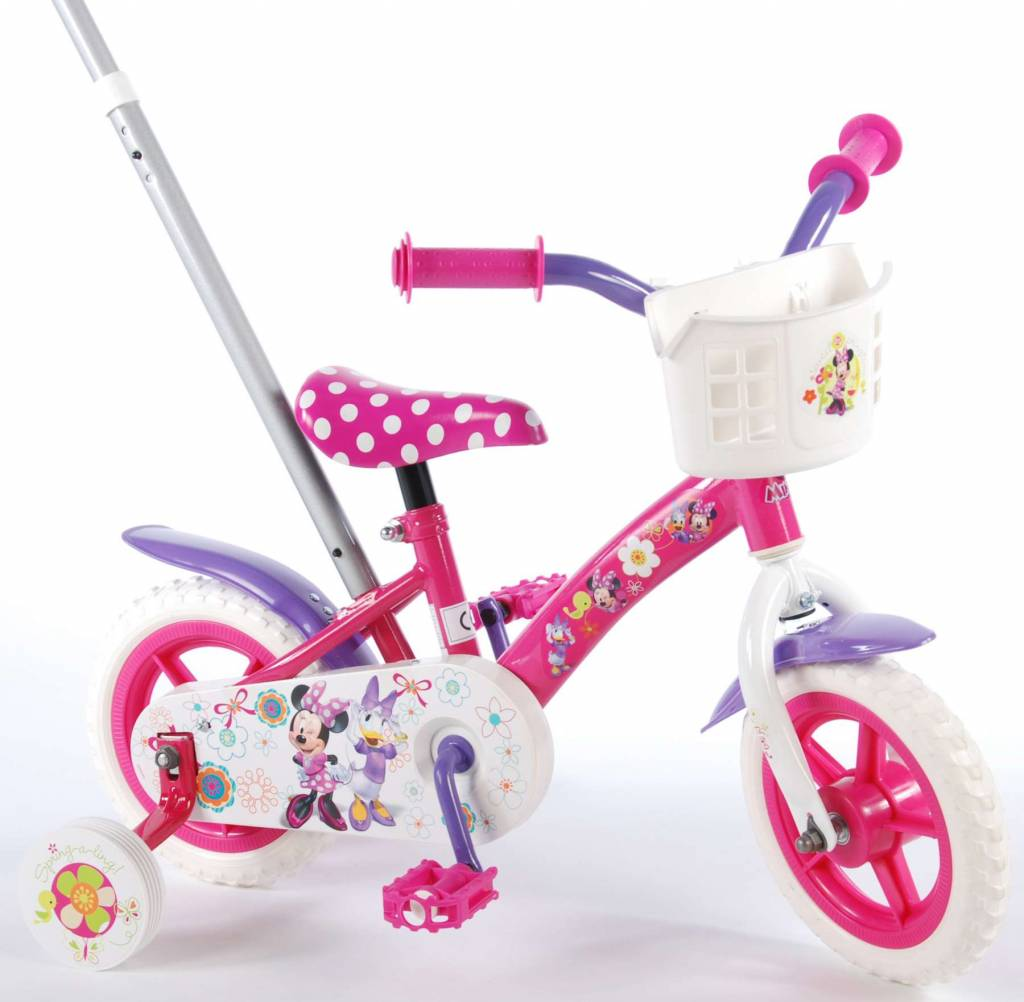DISNEY Disney Minnie Bow-tique 10 inch meisjesfiets