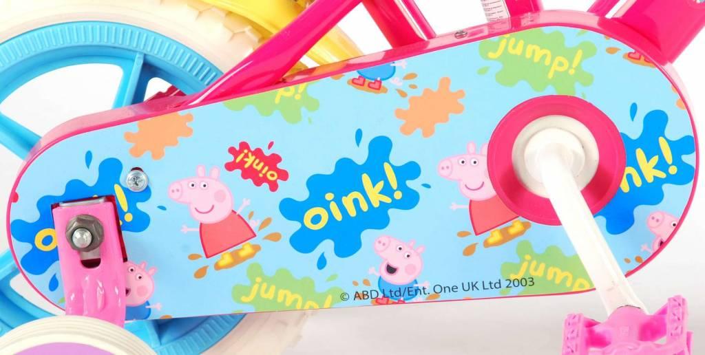 PEPPA PIG  Peppa Pig 10 inch meisjesfiets