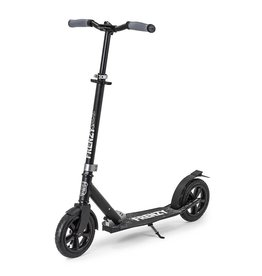 FRENZY Frenzy Scooter Pneumatic 205mm Cityroller, Schwarz 10+