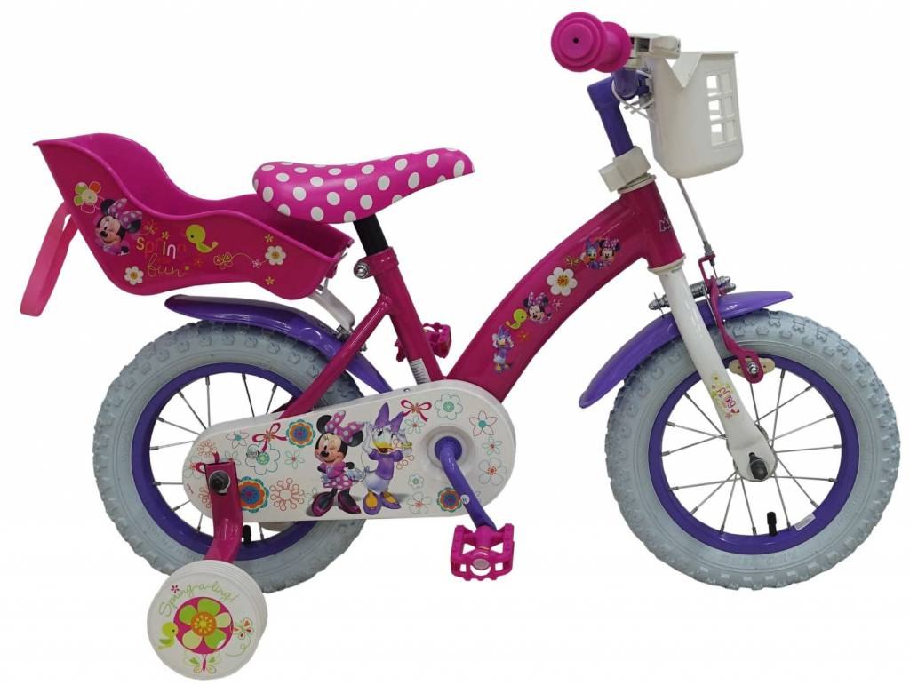 DISNEY Disney Minnie Bow-Tique Kinderfahrrad 12 Zoll