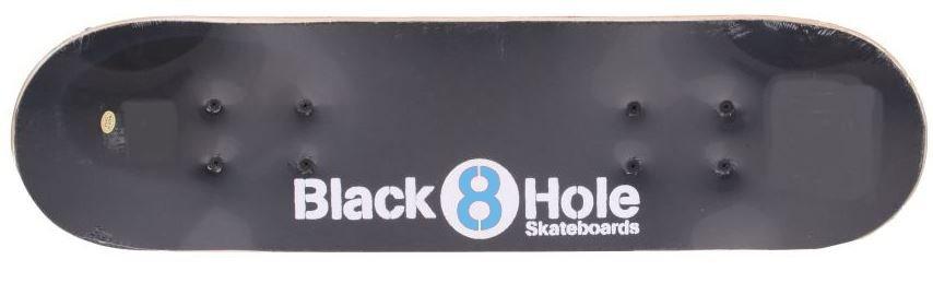 """BLACK8HOLE Black8hole Skateboard Eighties 31"""""""