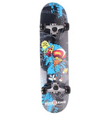 "BLACK8HOLE Black8hole Skateboard Grafitty  31"""