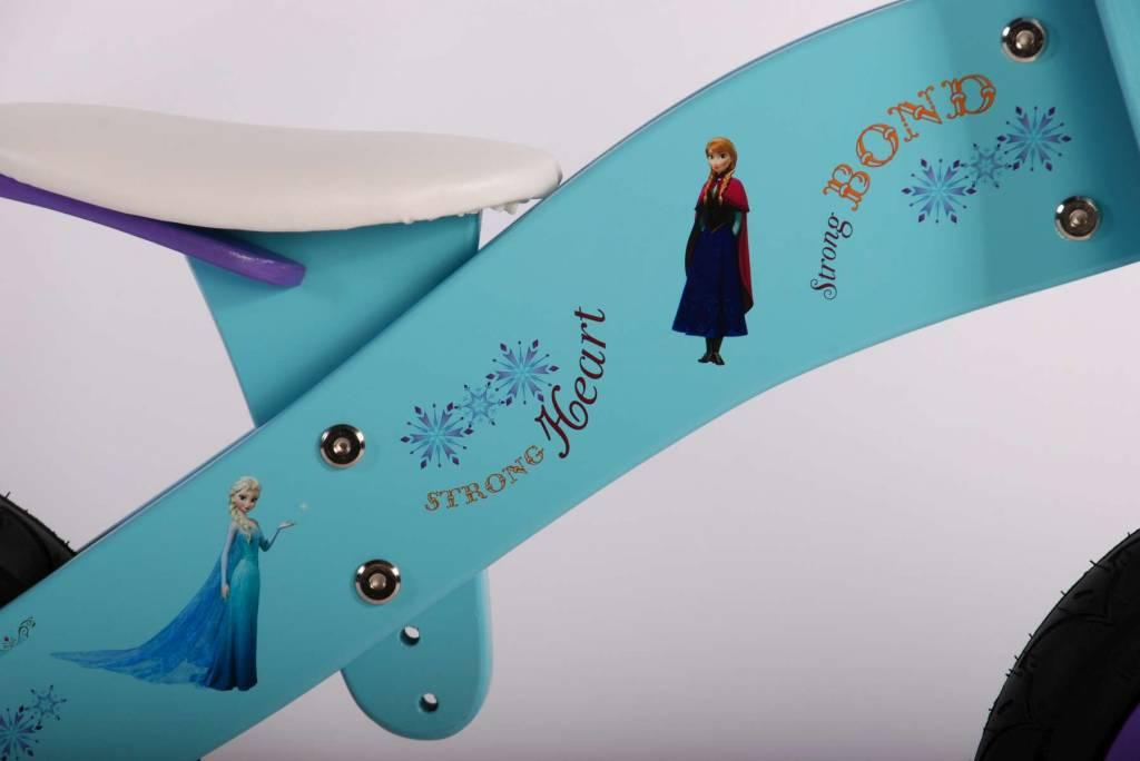 DISNEY Disney Frozen houten loopfiets 12 inch