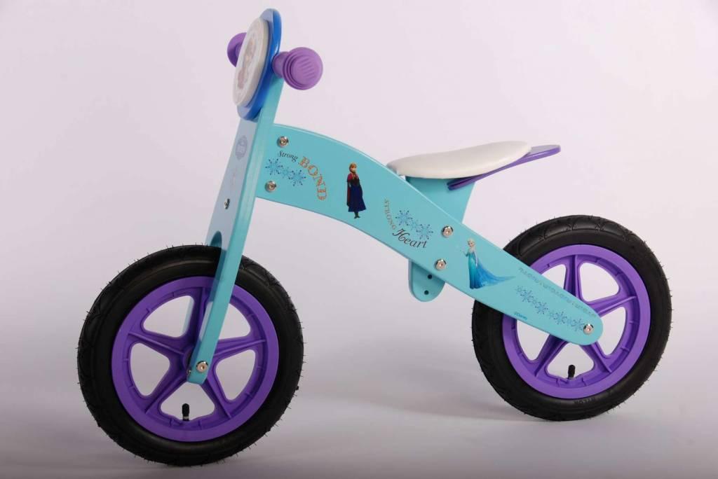 DISNEY Disney Frozen Holz Kinder-Laufrad 12 Zoll