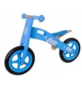 YIPEEH  Yipeeh Kinder-Laufrad Blau 12 Zoll EVA Reifen