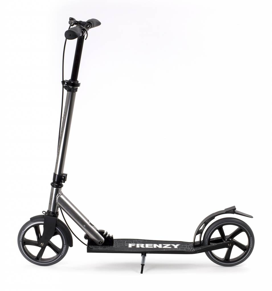 FRENZY SCOOTERS FRENZY 10+ DUAL REM RECREATIE STEP 205MM TITANIUM