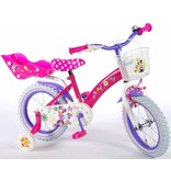 DISNEY Disney Minnie Bow-Tique 14 inch meisjesfiets