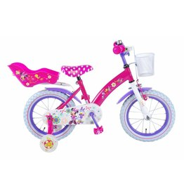 DISNEY Disney Minnie Bow-Tique Kinderfahrrad 14 Zoll
