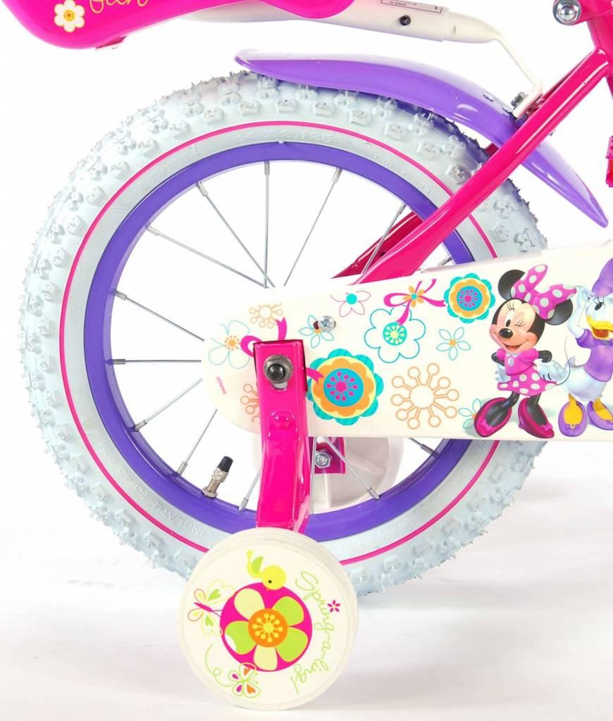 DISNEY Disney Minnie Bow-Tique Kinderfahrrad 14 Zoll