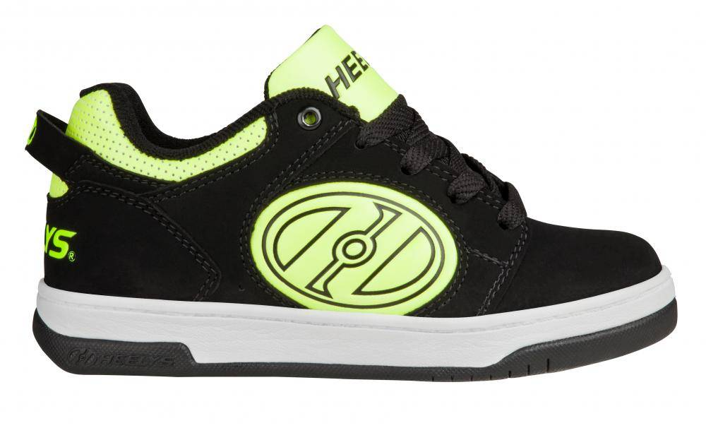 HEELYS HEELYS VOYAGER, GLOW IN THE DARK