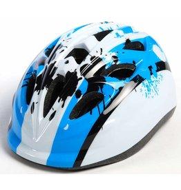VOLARE Volare Kinder Fahrradhelm Blau 47-51 cm