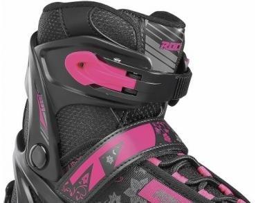 ROCES Inline Skates ROCES JOKEY 2.0 GIRL Black/Pink