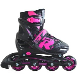 ROCES Inline Skates ROCES JOKEY 2.0 GIRL Black/Pink