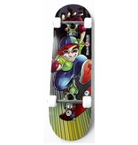 BLACK8HOLE Black8hole Skateboard Skater Boy  28""
