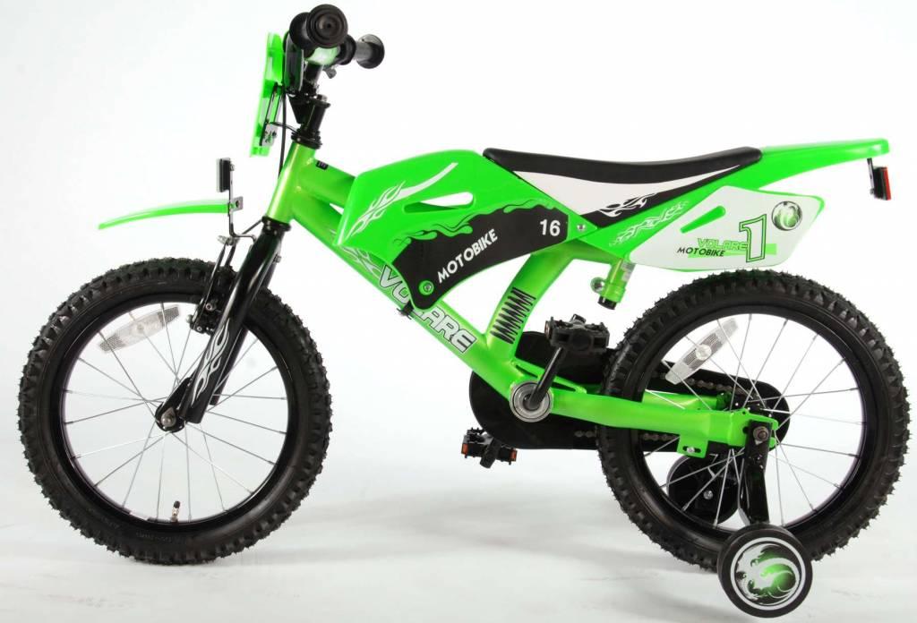 VOLARE Volare Motobike 16 inch jongensfiets