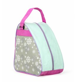 SFR SFR JUNIOR ICE SKATE BAG, SNOW FLAKE