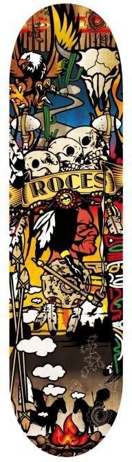 ROCES Indian Skateboard 79 Cm