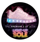 HEELYS 'PREMIUM LED 2' LO (2019)
