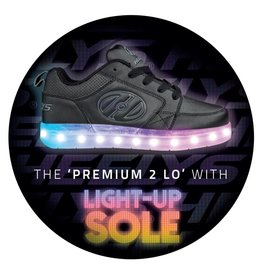 HEELYS HEELYS 'PREMIUM LED 2'  LO (2019)
