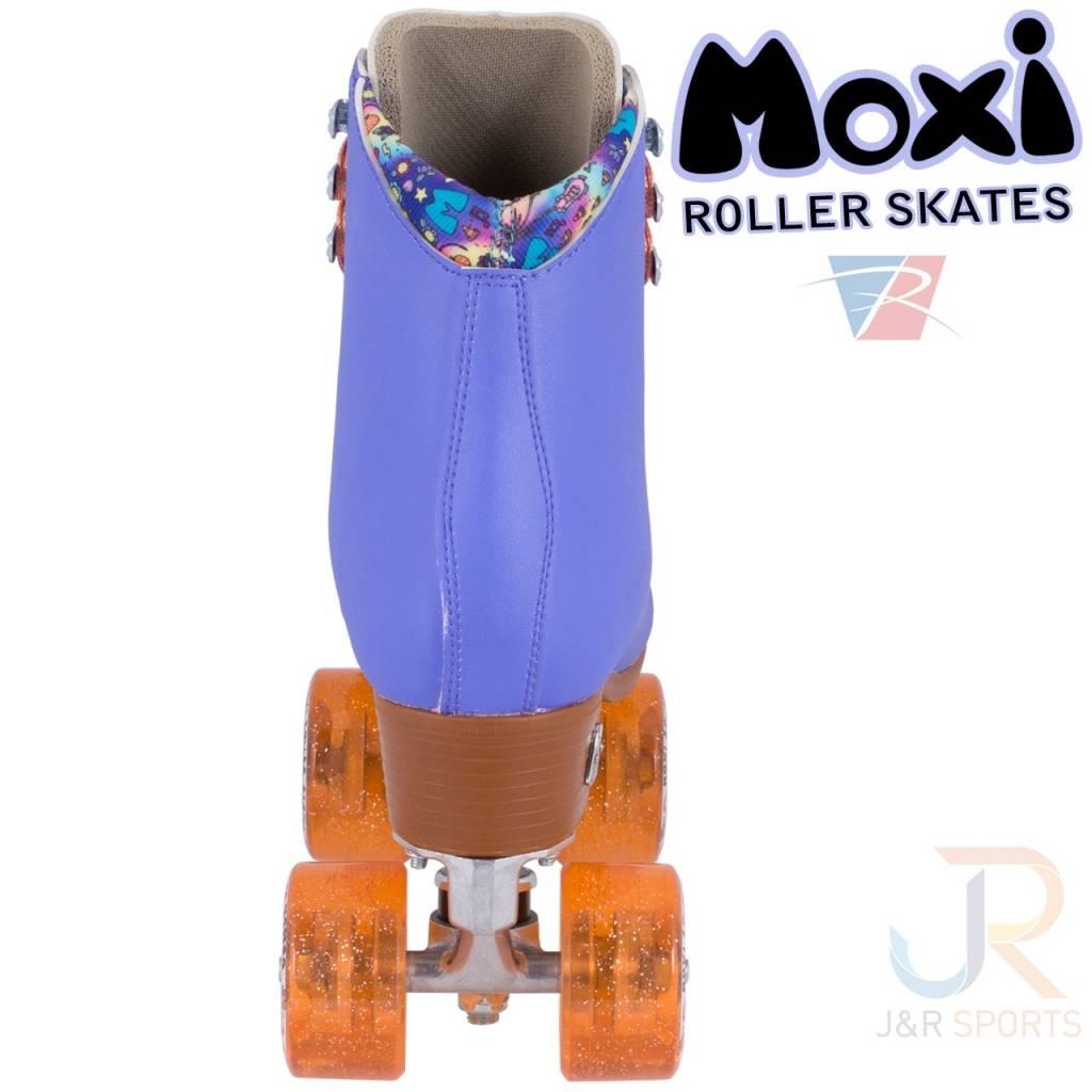 MOXI Beach Bunny Rollschuhe, Periwinkle