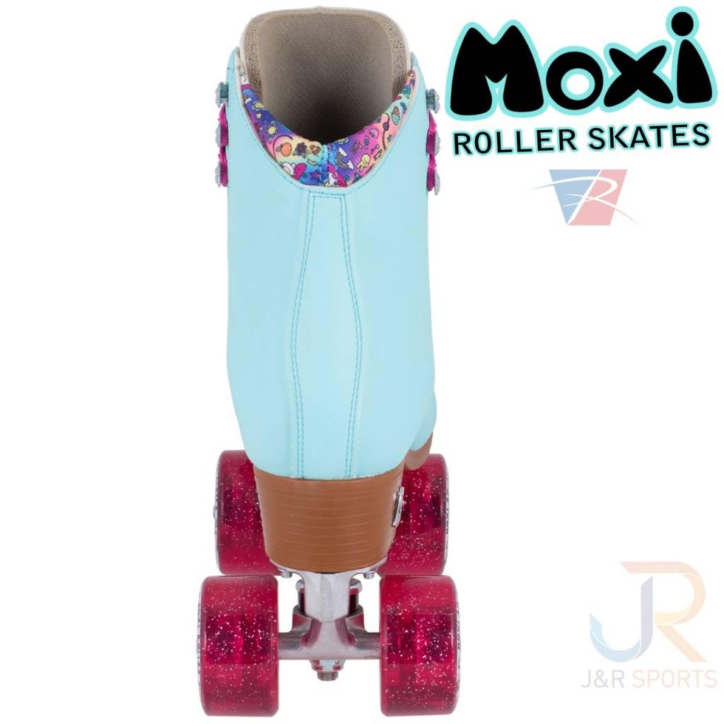 MOXI Beach Bunny Rollschuhe, Sky Bleu