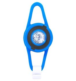 GLOBBER GLOBBER FLASH LIGHT LED LAMPJE, BLAUW
