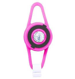 GLOBBER GLOBBER FLASH LIGHT LED LAMPJE, ROZE