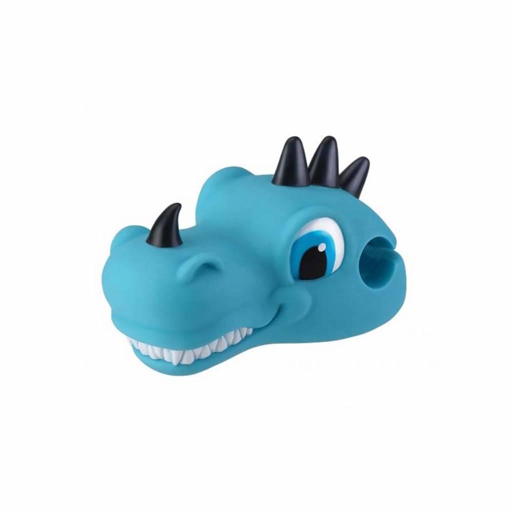 GLOBBER Dino Head, Blau