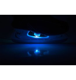 NIJDAM DUAL LED SCHAATSLAMPJES , MULTI COLOUR