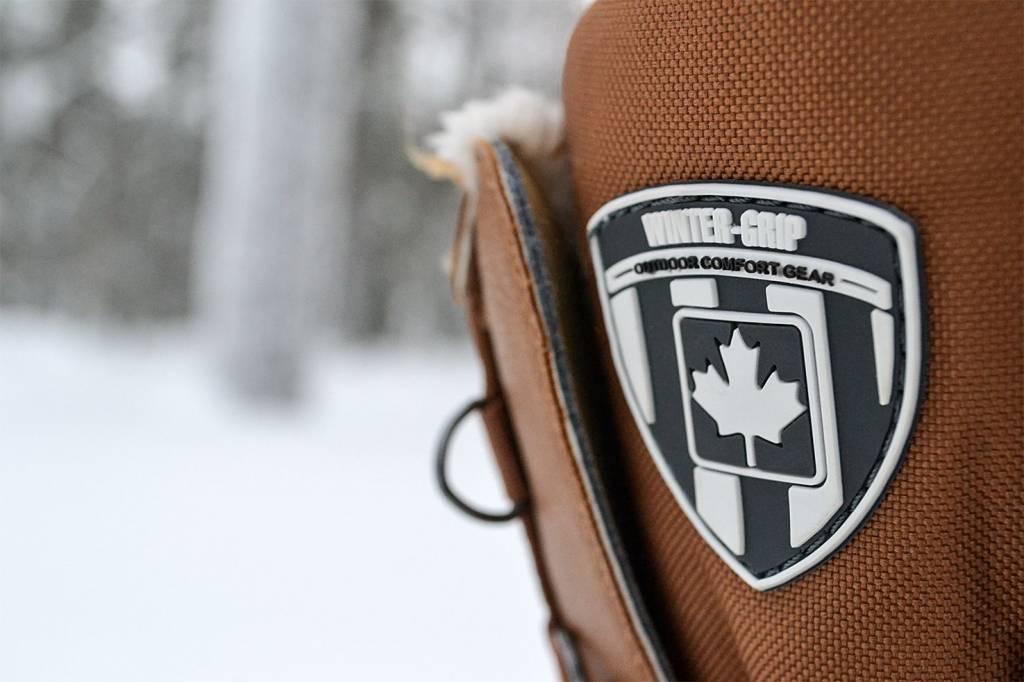 WINTER GRIP SNOWBOOTS SR • CHECKERED WALKER •