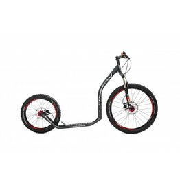 CRUSSIS  CRUSSIS CROSS 6.3 ANTHRACITE 26/20 HD