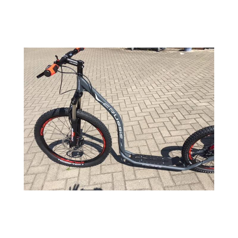 CRUSSIS  CROSS 6.3 ANTHRACITE 26/20 HD