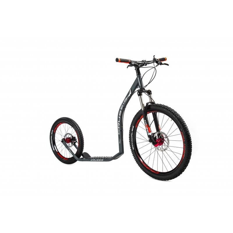 CRUSSIS CROSS CROSS 6.3 ANTHRACITE 26/20 HD