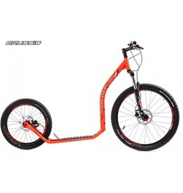 CRUSSIS  CRUSSIS CROSS 6.1 ORANGE 26/20 HD