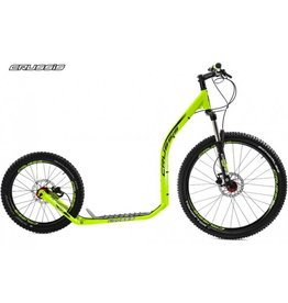 CRUSSIS  CRUSSIS CROSS 6.2 GREEN 26/20 HD