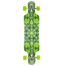MINDLESS LONGBOARD MINDLESS SANKE lll DROP TROUGH  LONGBOARD, GROEN