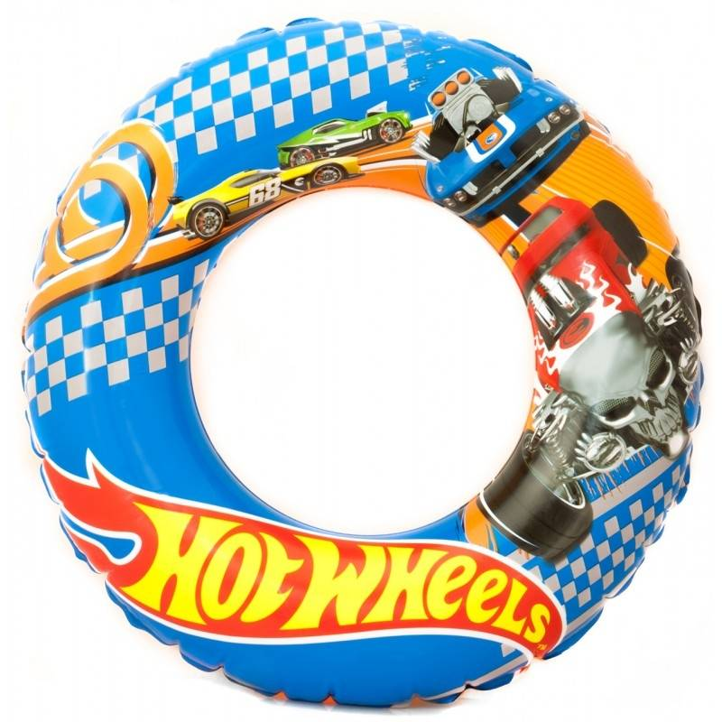 METEOR SCHWIMMRING HOT WHEELS