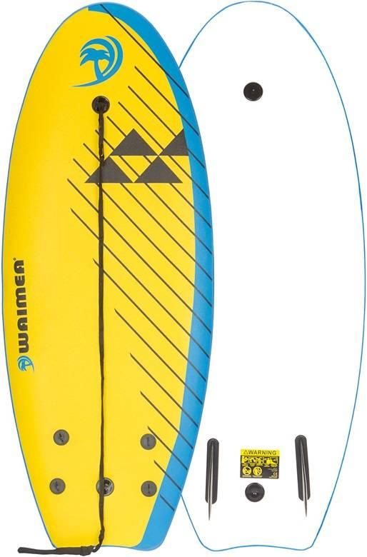 NIJDAM SURFBOARD EPS 114 CM,  SLICK BOARD