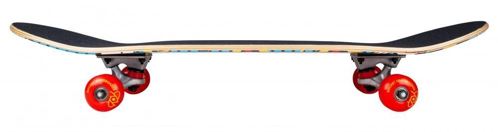 ROCKET SKATEBOARD ROCKET COMPLETE MINI SKATEBOARD, POPART