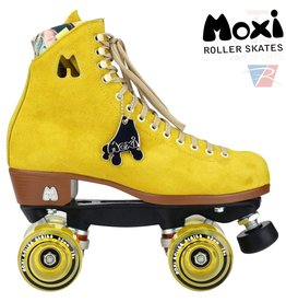 MOXI Moxi Retro Pineapple Rollschuhe