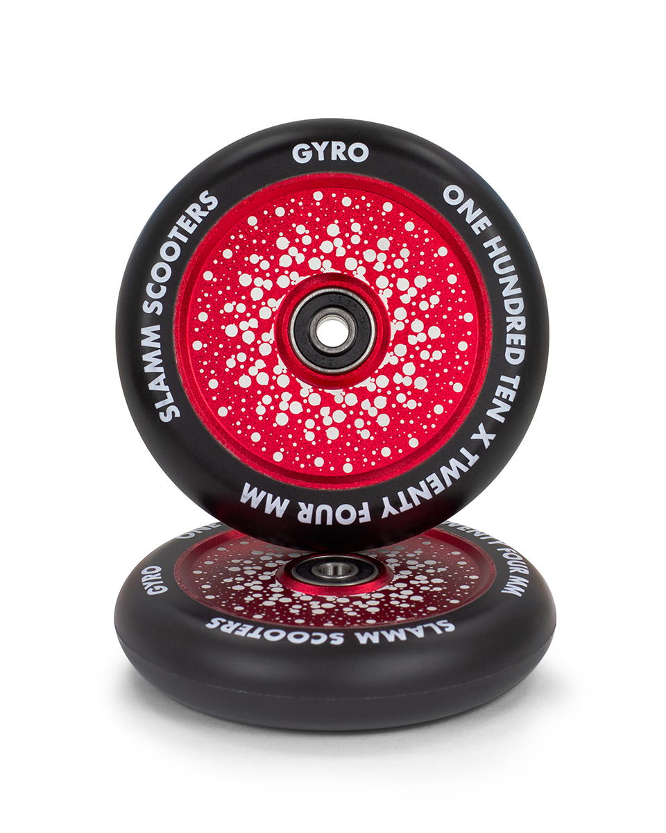 SLAMM SLAMM 110MM GYRO HOLLOW CORE WIELEN