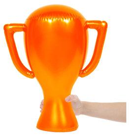 FOLAT OPBLAAS CUP ORANJE - 40 CM