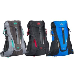 ABBEY OUTDOOR RUCKSACK AERO-FIT SPHERE - 35L