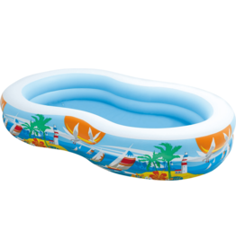 INTEX INTEX SWIMMINGPOOL BEACH