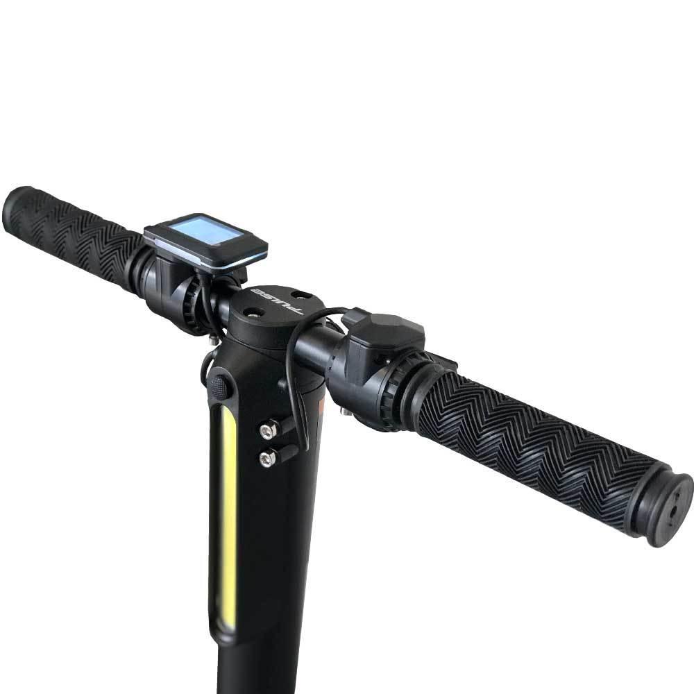 PULSE HUB-250 Elektrische step, Zwart