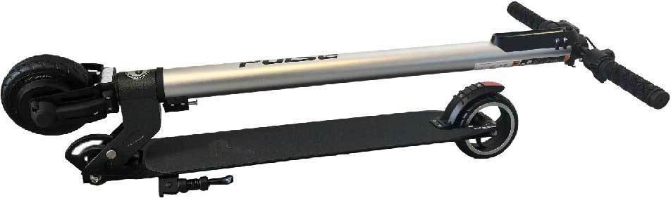PULSE HUB-250 Elektrische step, Zilver