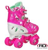 ROLLER DERBY Roller Derby Trac Start Girls, Verstellbarer Rollschuhe