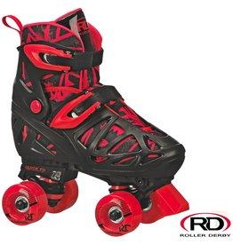 ROLLER DERBY Roller Derby Trac Start Boys, Verstellbarer Rollschuhe