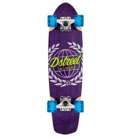 D-STREET D-STREET SURFSKATE ATLAS, PAARS